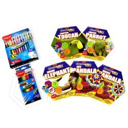 5 ColorFoldz Creative Kit
