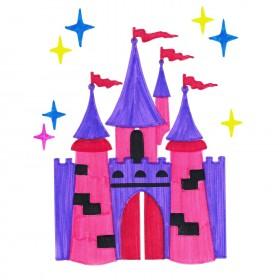 Castle ColorFoldz Self-Aligning Stencil