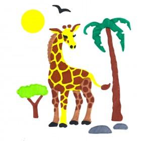 Giraffe ColorFoldz Self-Aligning Stencil