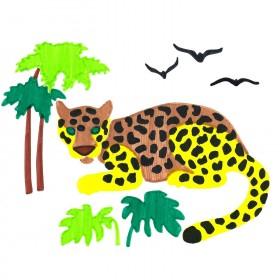 Leopard ColorFoldz Self-Aligning Stencil