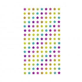 Rainbow Star Stickers