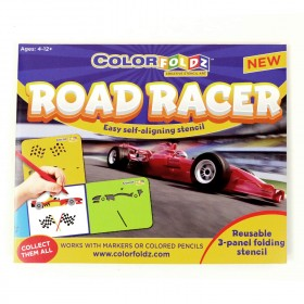 Road Racer ColorFoldz Self-Aligning Stencil