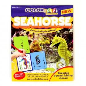 Seahorse ColorFoldz Self-Aligning Stencil