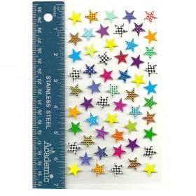 Trendy Stars Stickers