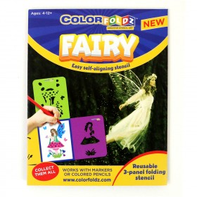 Fairy ColorFoldz Self-Aligning Stencil