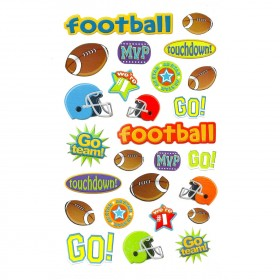 Touchdown Football Icons Stickers