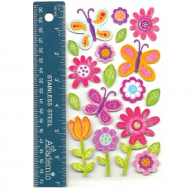 Whimsical Garden Stickers