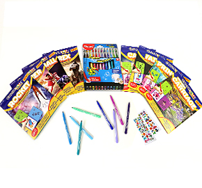 colorfoldz kits